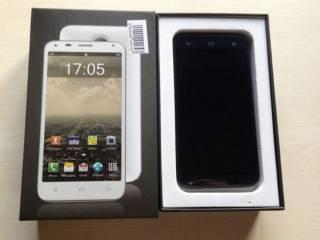 """Смартфон мобильный телефон Bravis Solo 4.5""""IPS 1/8GB 2SIM черный"""