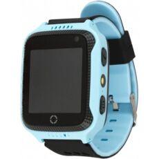 Детские умные Smart Watch KIDS Original GPS часы Blue 3