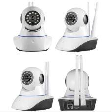Беспроводная поворотная камера видеонаблюдения IP Camera UKC 6030 WiFi 4