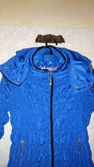 Куртка  - трансформер женская 9