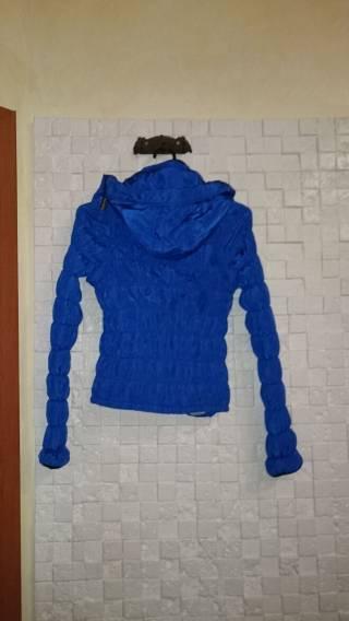Куртка  - трансформер женская 3