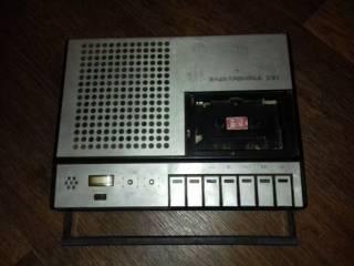 Магнитофон Электроника 321 (из блоком питания) 2