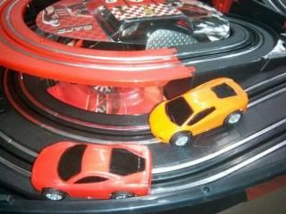 Автотрек WL Toys с ручным генератором, масштаб 1к59 3