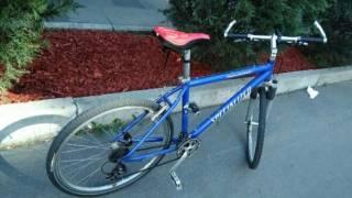 Велосипед американец Specialized RockHopper обвес Shimano Deore LX 3