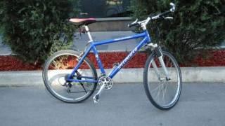 Велосипед американец Specialized RockHopper обвес Shimano Deore LX