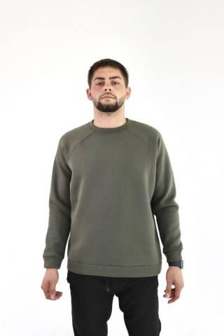 Мужской базовый свитшот спортивный свитер трикотажный разных цветов 5