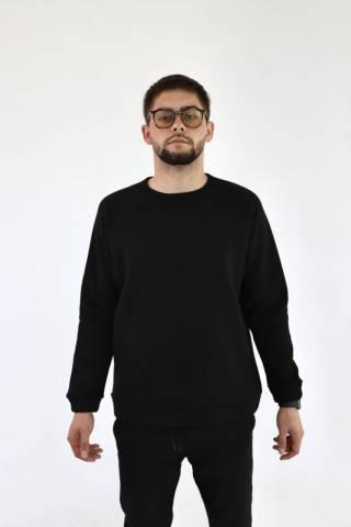 Мужской базовый свитшот спортивный свитер трикотажный разных цветов