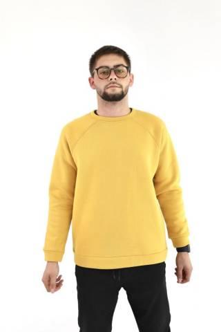 Мужской базовый свитшот спортивный свитер трикотажный разных цветов 4