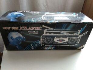 Радио радиоприемник Atlantic star в упаковке