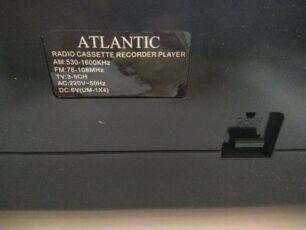 Радио радиоприемник Atlantic star в упаковке 5