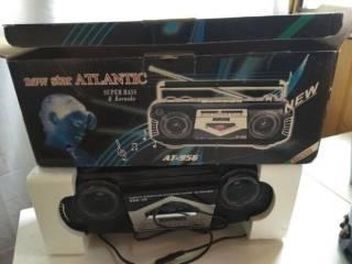 Радио радиоприемник Atlantic star в упаковке 6