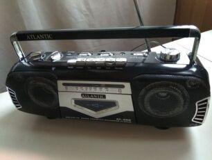 Радио радиоприемник Atlantic star в упаковке 3