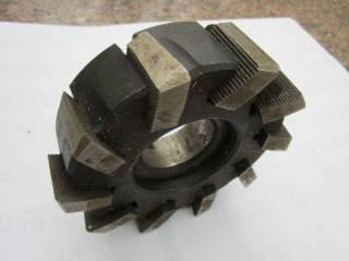Фреза торцевая насадная Ф 125х40 мм z=12 со вставными рифлен. ножами