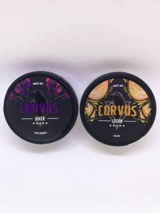 Снюс Lyft, Corvus, Tunder, Siberia, Velo никотиновые подушки snus 3