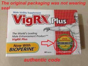 Оригинальный VigRX Plus США для увеличения пениса и повышения потенции 5