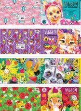 Продам альбомы для рисования формата А4 на 8,12,16,20,30 и 40 листов 5
