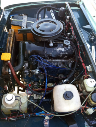 ВАЗ 21011 1.3  газ/ бензин 9