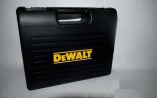 Аккумуляторный дрель-шуруповерт DeWALT DCD776