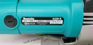 Электролобзик Лобзик Makita 4329K с подсветкой гарантия 12мес 4