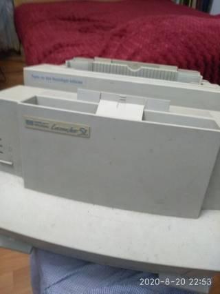 Продам принтер б/у LaserJet 5L