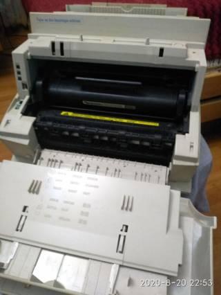 Продам принтер б/у LaserJet 5L 3
