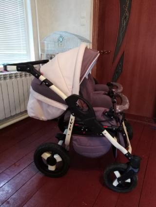 Дитяча коляска VERDI 3