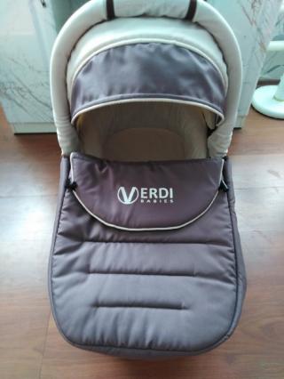 Дитяча коляска VERDI 8