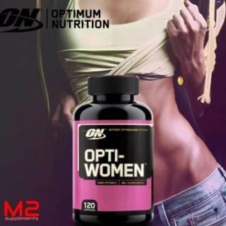 Лучший витаминно-минеральный комплекс для активных женщин Opti-Women,