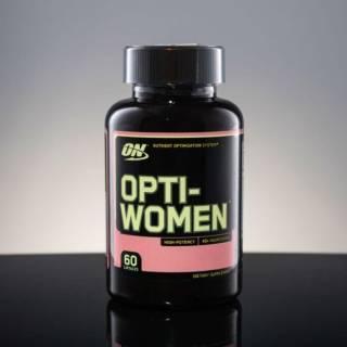 Лучший витаминно-минеральный комплекс для активных женщин Opti-Women, 2