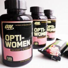 Лучший витаминно-минеральный комплекс для активных женщин Opti-Women, 4