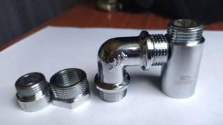 Продам трубы водопроводные (фитинги) 6