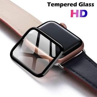 Защитные 3D стекла для Apple iWatch series 1,2,3,4,5 / 38,40,42,44mm 3