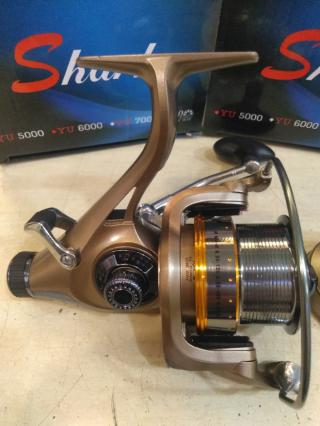 Фидерная катушка Shark YU 5000