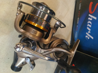 Фидерная катушка Shark YU 5000 2