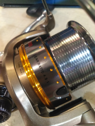 Фидерная катушка Shark YU 5000 9