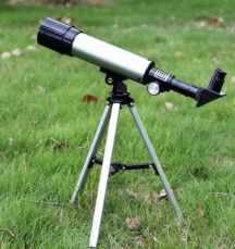 Телескоп юного астронома астрономический небольшой легкий простой в об 5