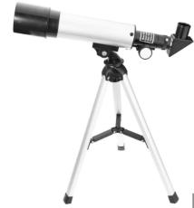 Телескоп юного астронома астрономический небольшой легкий простой в об 4
