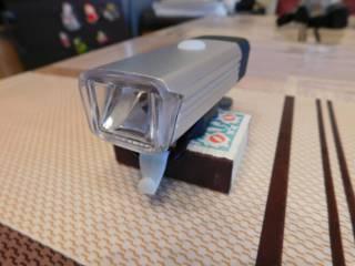 Фара,фонарик для велосипеда,алюминиевый,USB 2