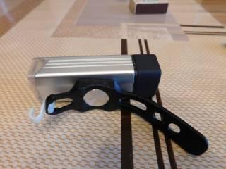 Фара,фонарик для велосипеда,алюминиевый,USB 6