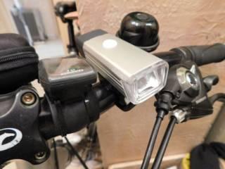 Фара,фонарик для велосипеда,алюминиевый,USB 9