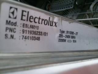 Встраиваемая посудомоечная машина ElectroluxESL66010 б/у 5