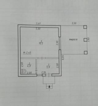 Продам дом в Днепровском р-н,Воскресенские,Русановские сады 10