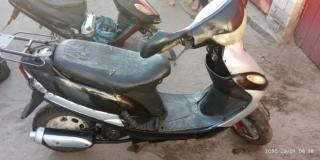 Скутер в рабочем состоянии 3