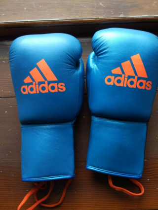 Рукавички Перчатки Бокс  Adidas Glory pro fight, 8oz