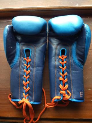 Рукавички Перчатки Бокс  Adidas Glory pro fight, 8oz 3