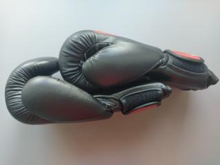 Рукавички Перчатки Бокс Reebok Combat Leather Training Gloves, 14oz 4