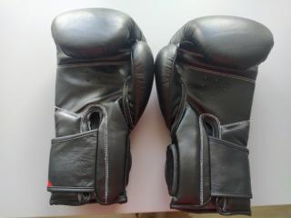 Рукавички Перчатки Бокс Reebok Combat Leather Training Gloves, 14oz 5