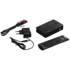 Цифровой ТВ-ресивер DVB-T2 Lumax DV2118HD + IPTV + YouTube + Wi-FI 2