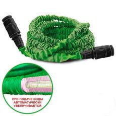 Шланг для полива растяжной Хhose 15 м Зеленый 2