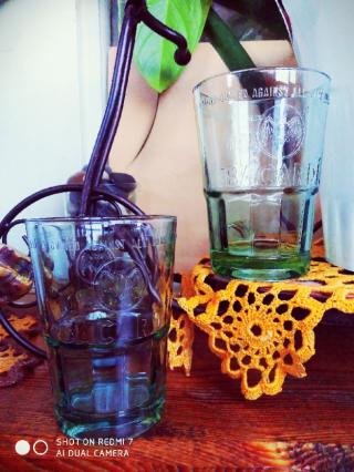 Ексклюзивные стаканы, бокалы бренда Bacardi для напитков разных объем. 3